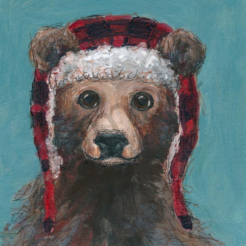 Canadian hunting bear dkn55y