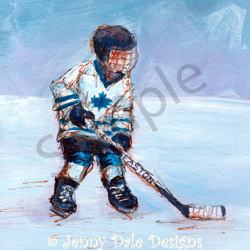 Boy playing hockey toronto afuyxh
