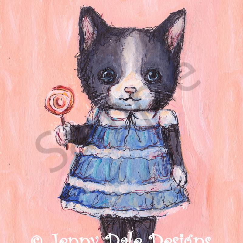 Kitty girl sample wtlmhr