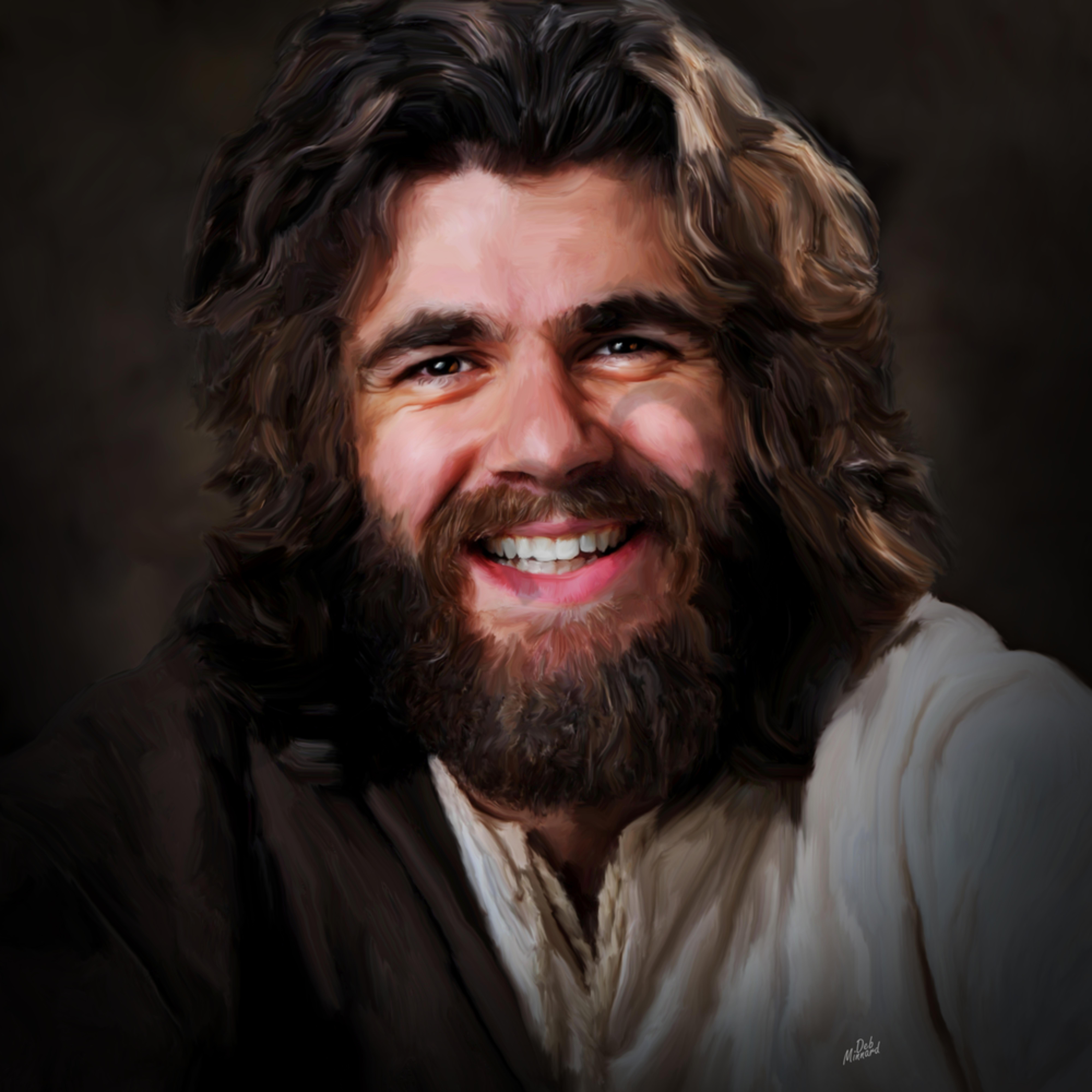 Jesus happy to see you xuzrrm