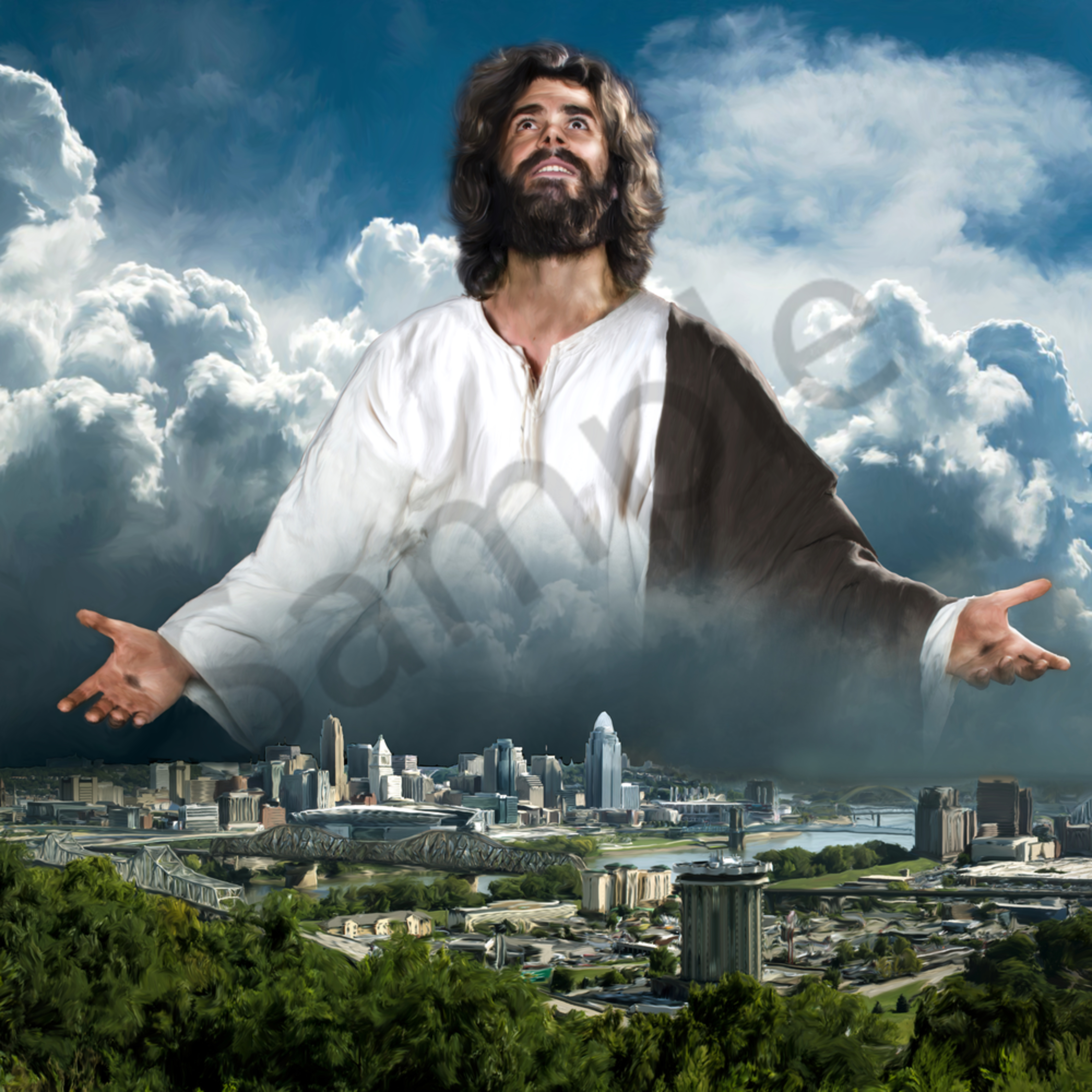 Jesus of the city 2 dkuyzh