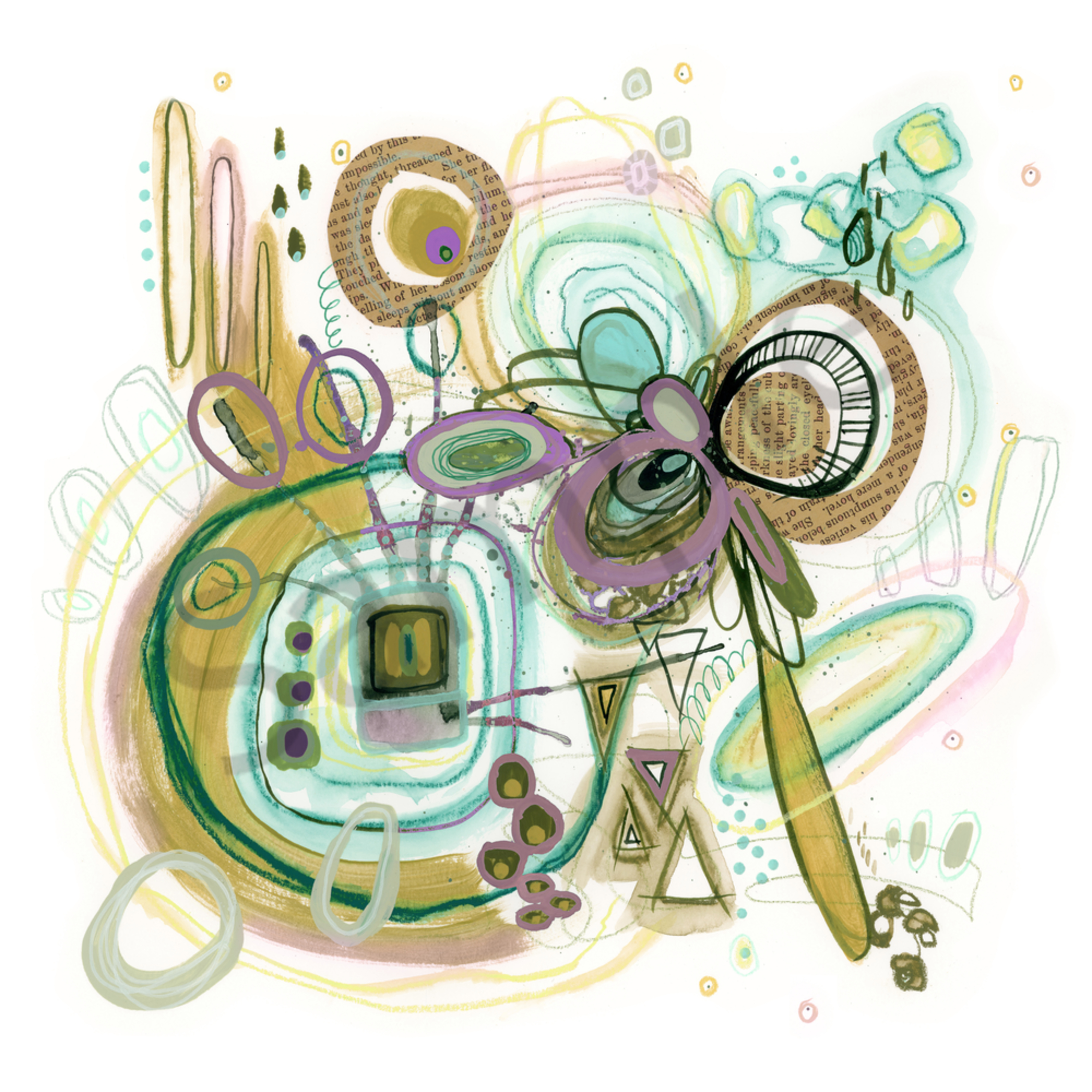 Abstract green energy 03 mkh aqeajo