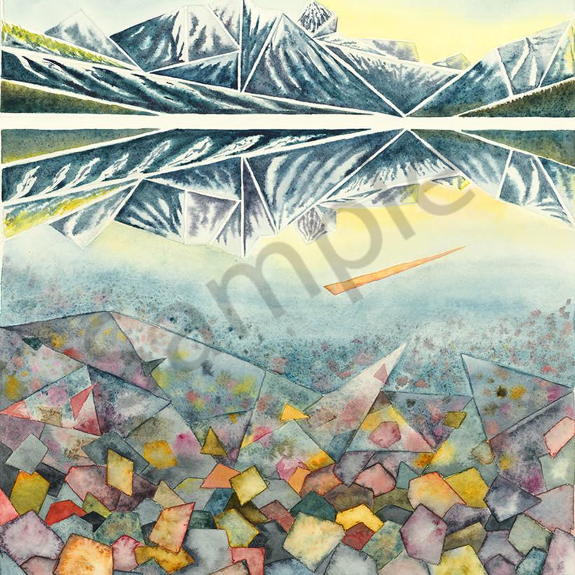Lake mcdonald reflection jt4hk5