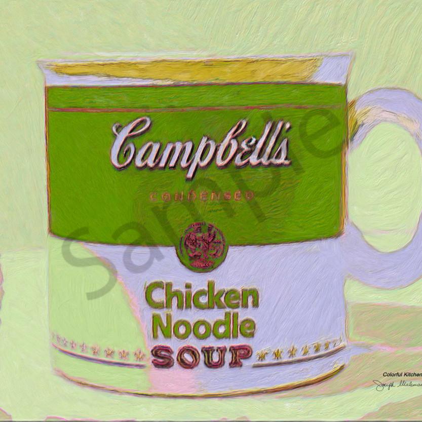 Colorful kitchen soup cup nbtzmx