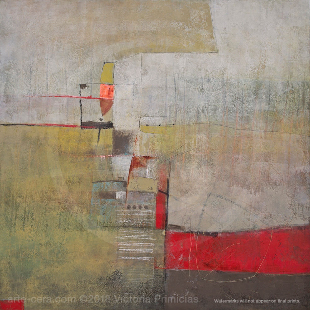 Abstract canvas wall art lost child l0qhd4