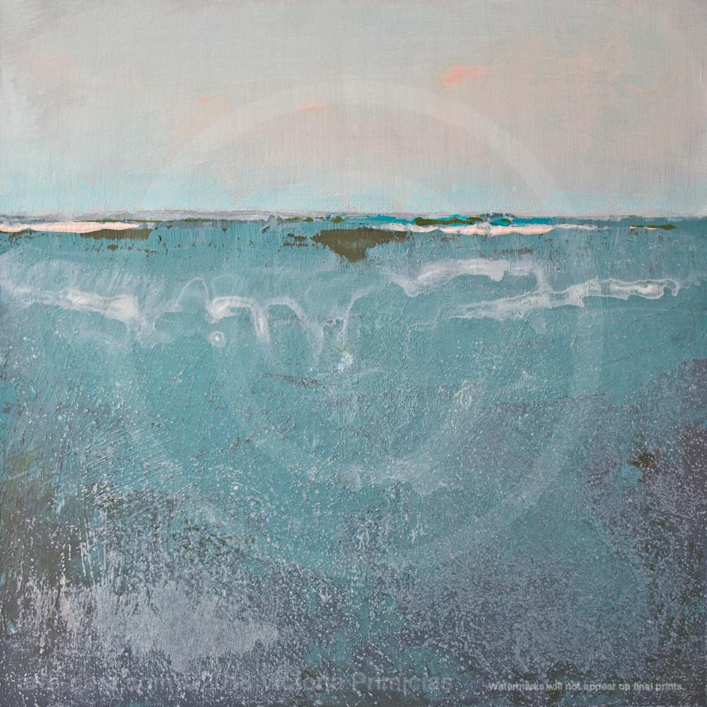 Coastal artwork delicate dawn na8aa7