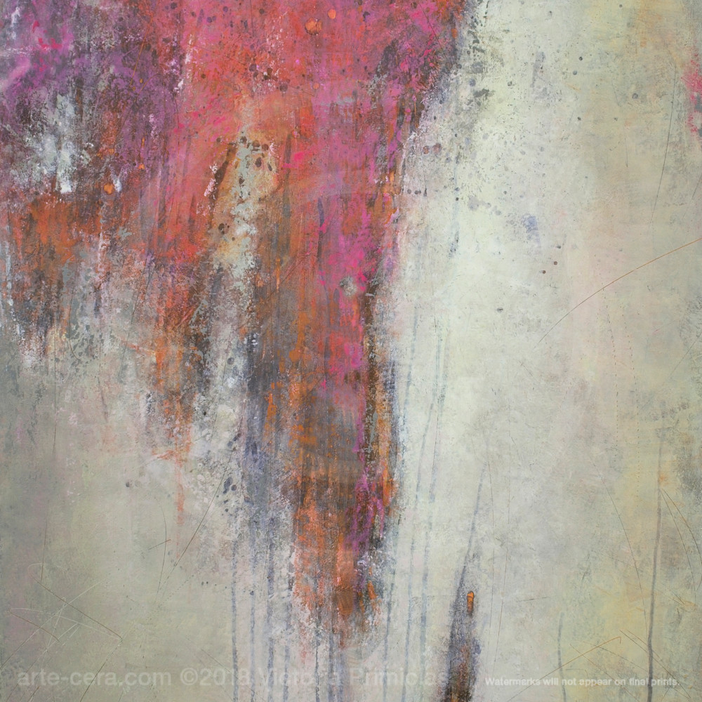 Pink wall art limerence s25moi
