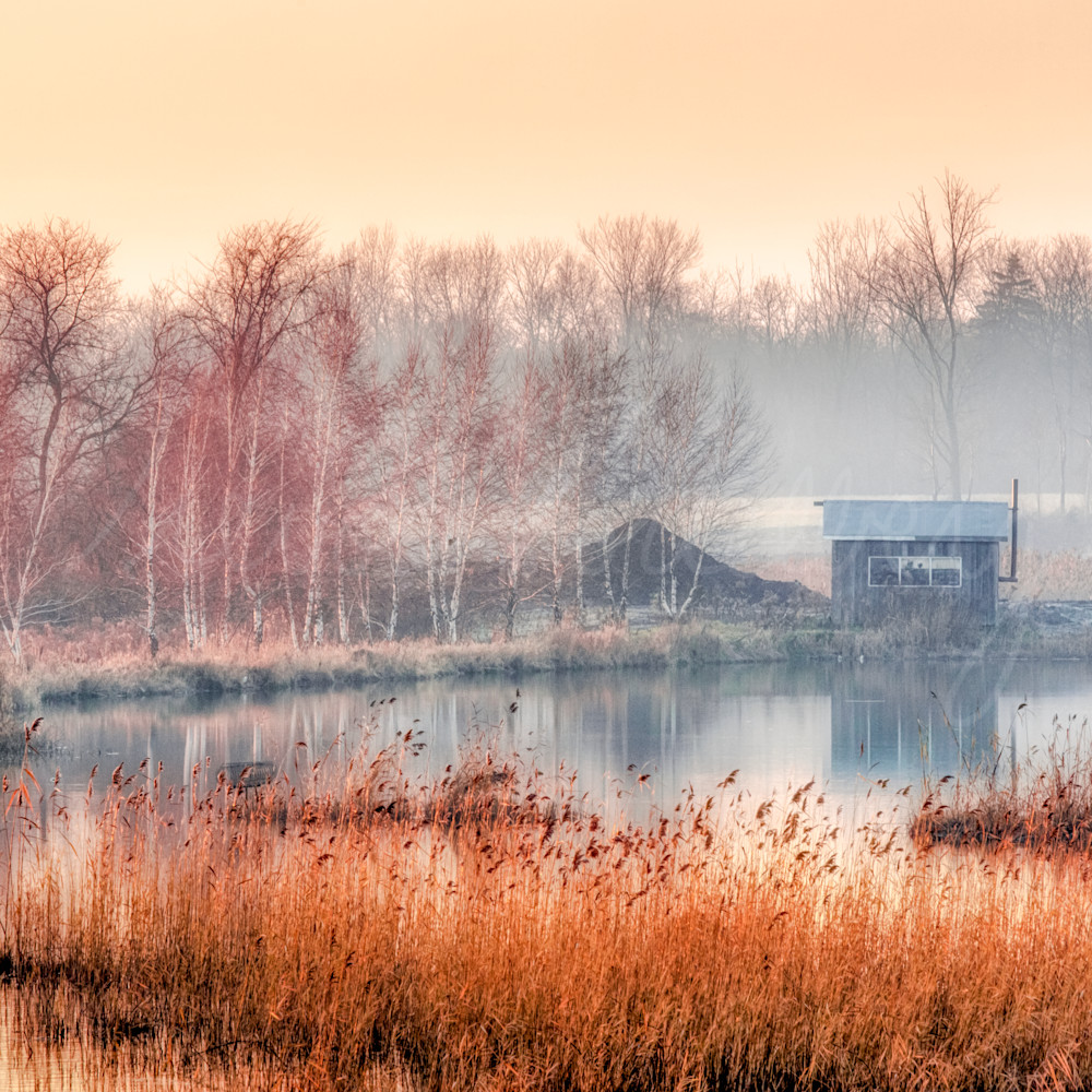 The fishing shack pqwwxn