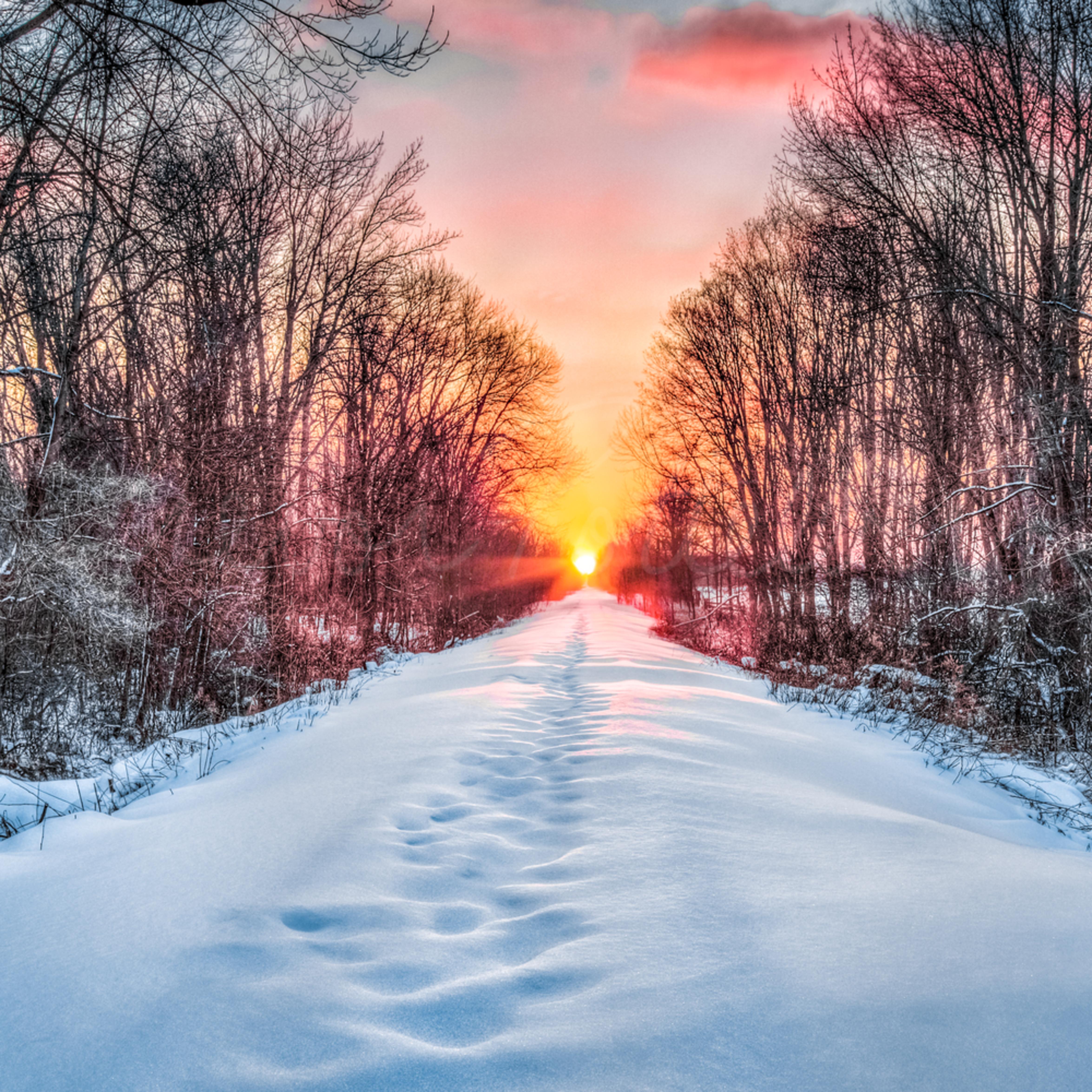 Pathway to the sun reathk