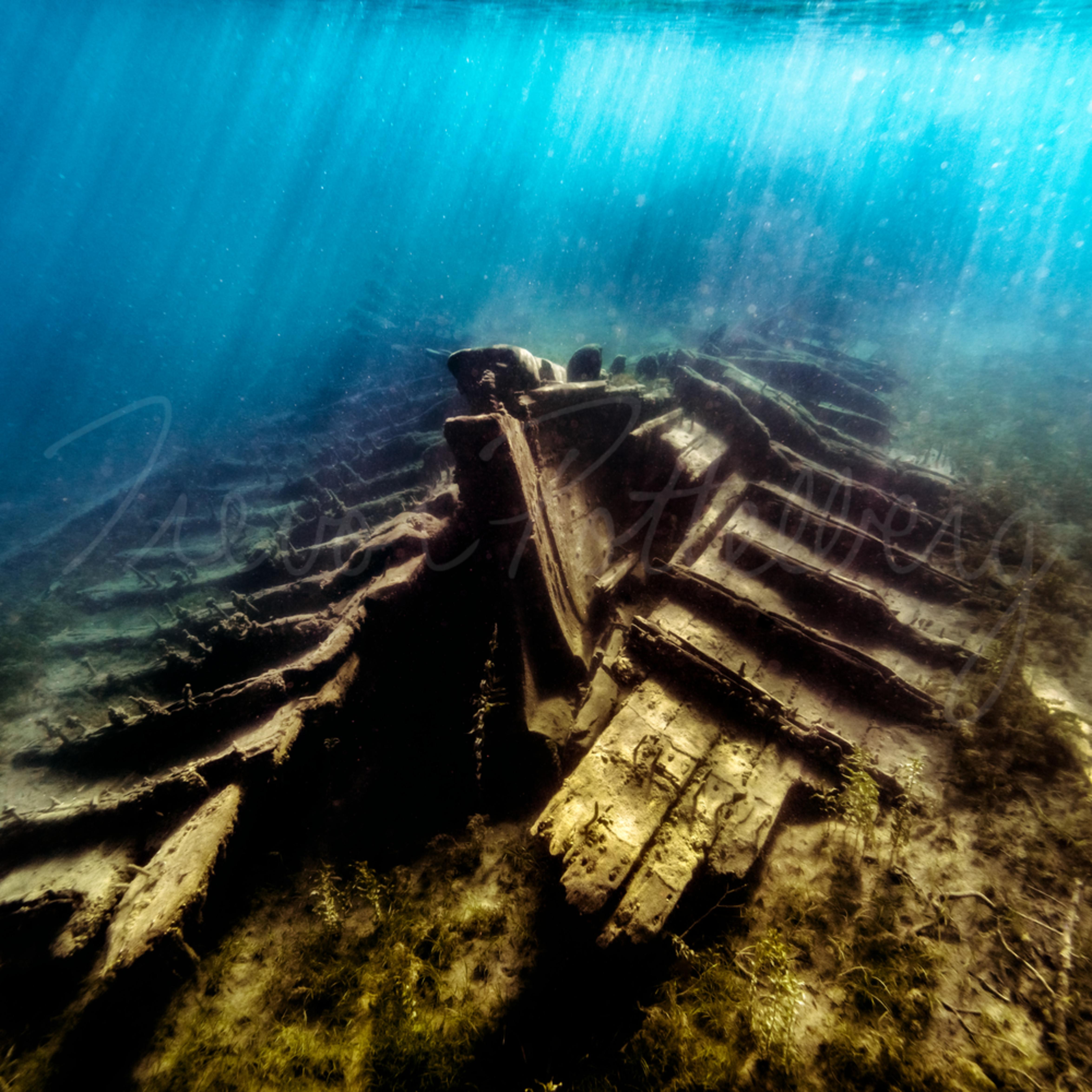 Skeleton ship si5ck6
