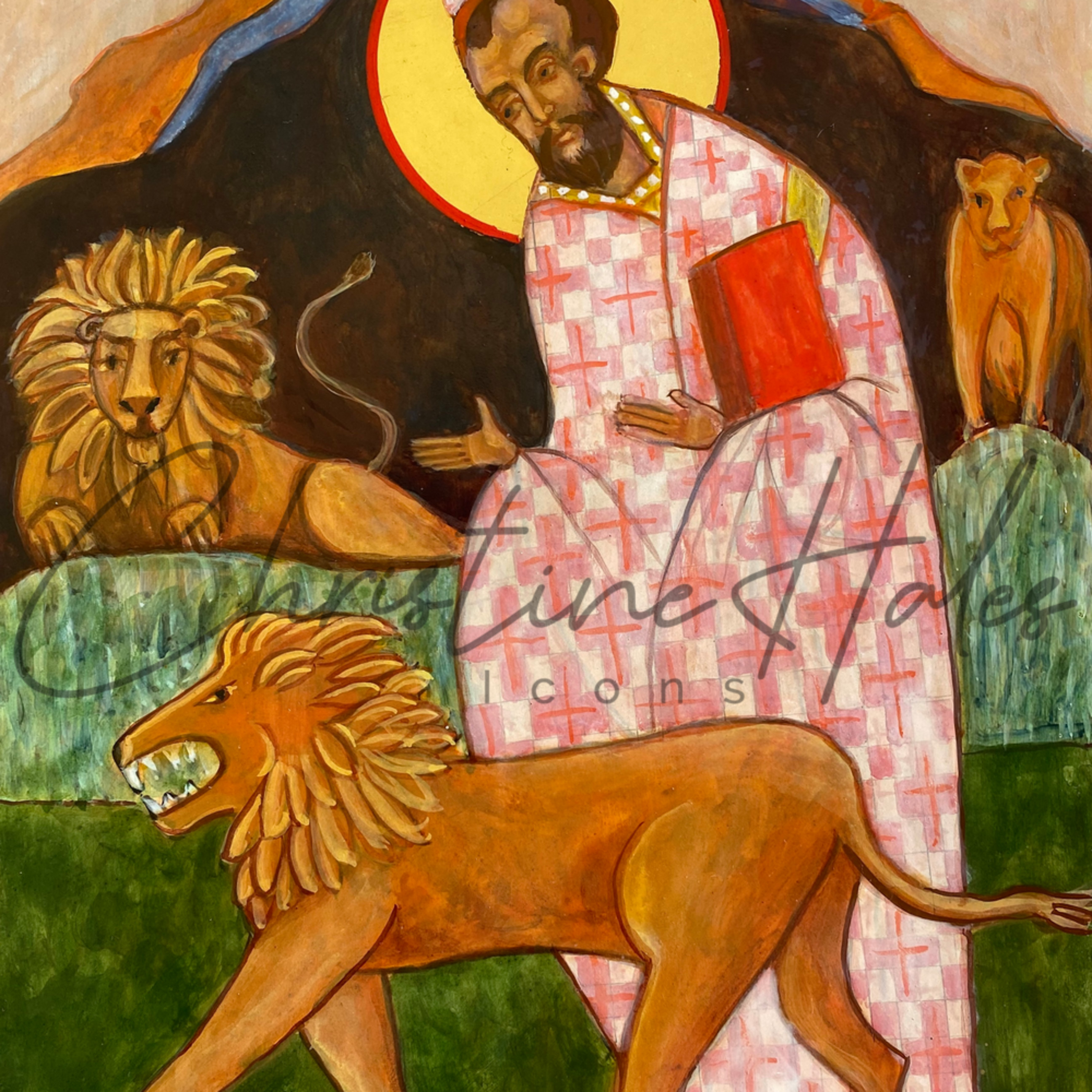 Daniel in the lion s den gzsnsn