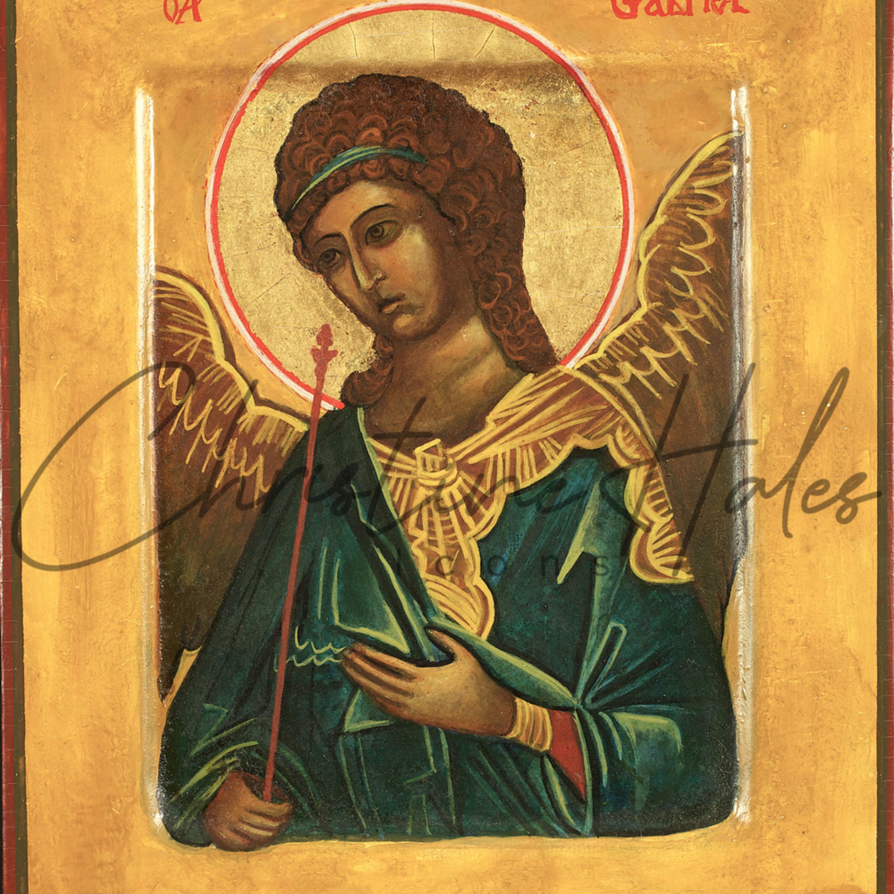 Archangel gabriel ebra95