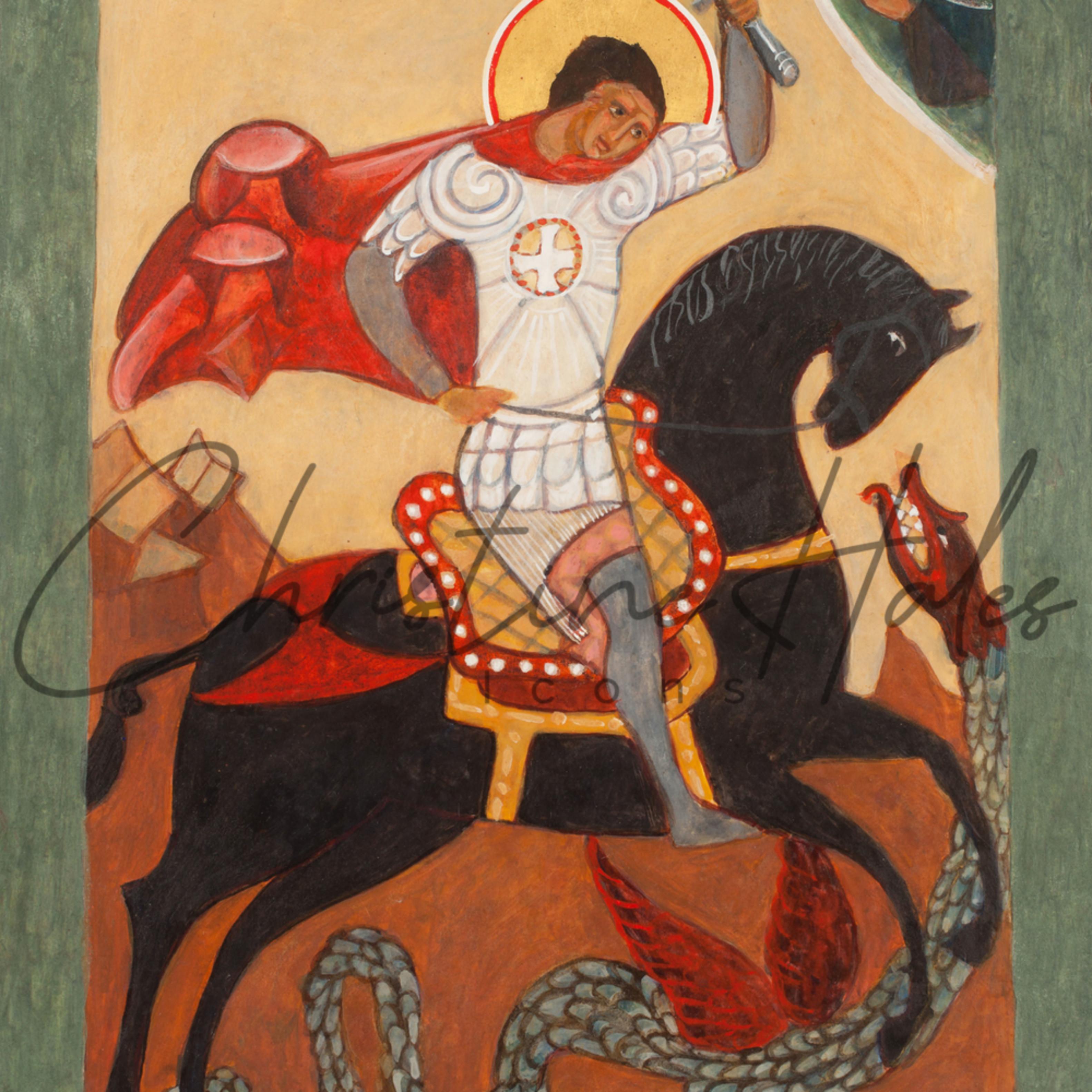 Joan of arc icon srjygv