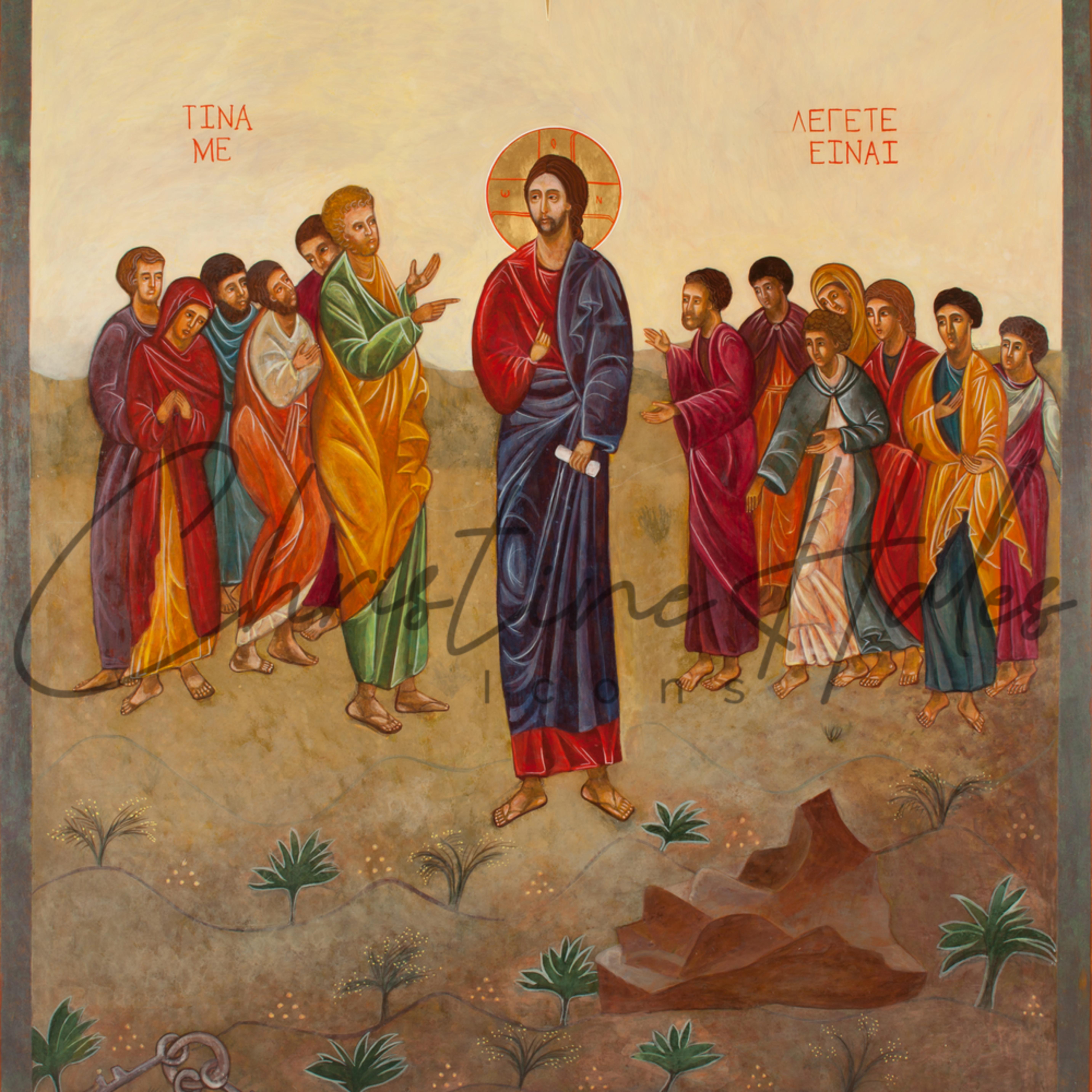 Confession of st. peter c. hales ap0d3g
