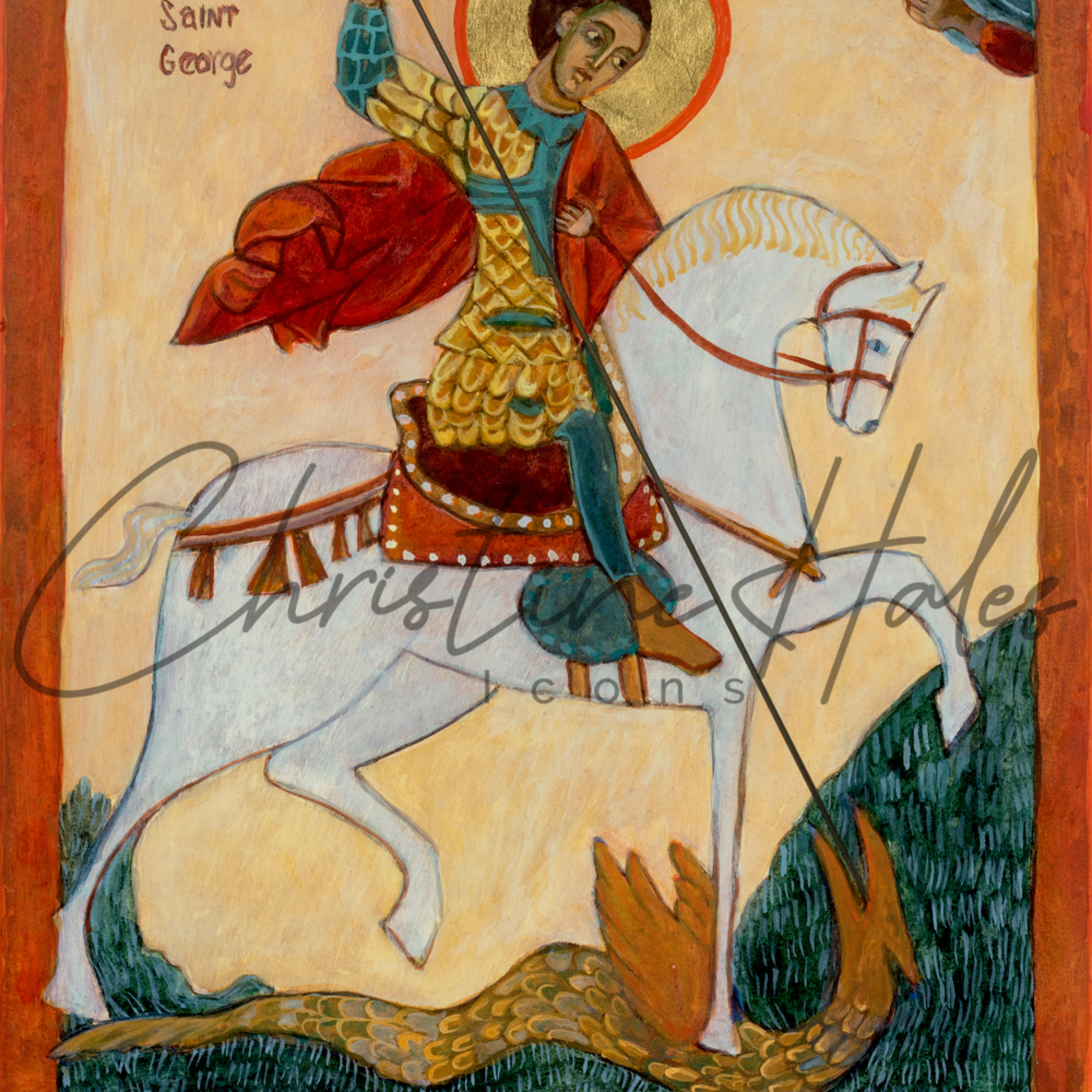 Saint george axfutu