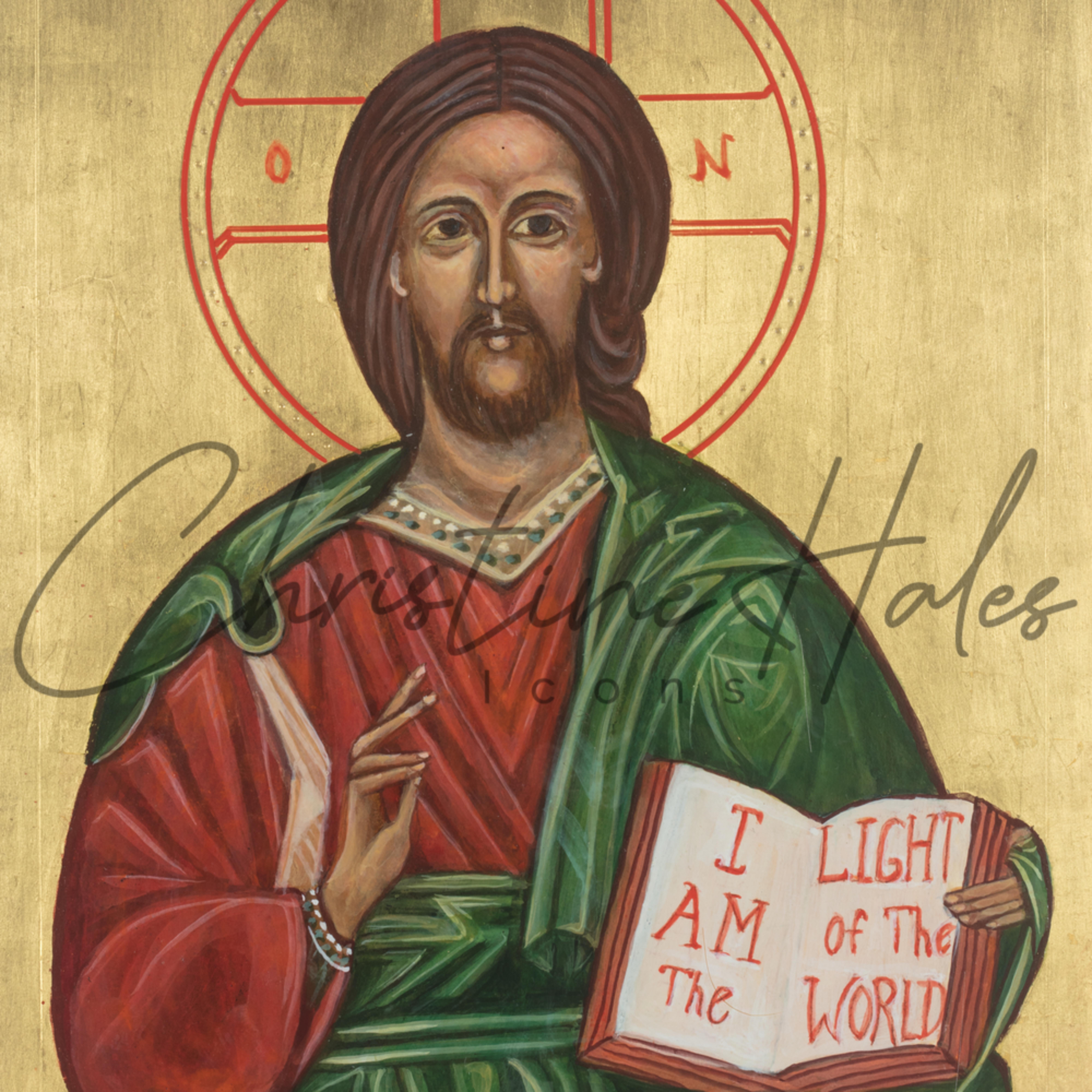 Christ pantocrator hsqlgd