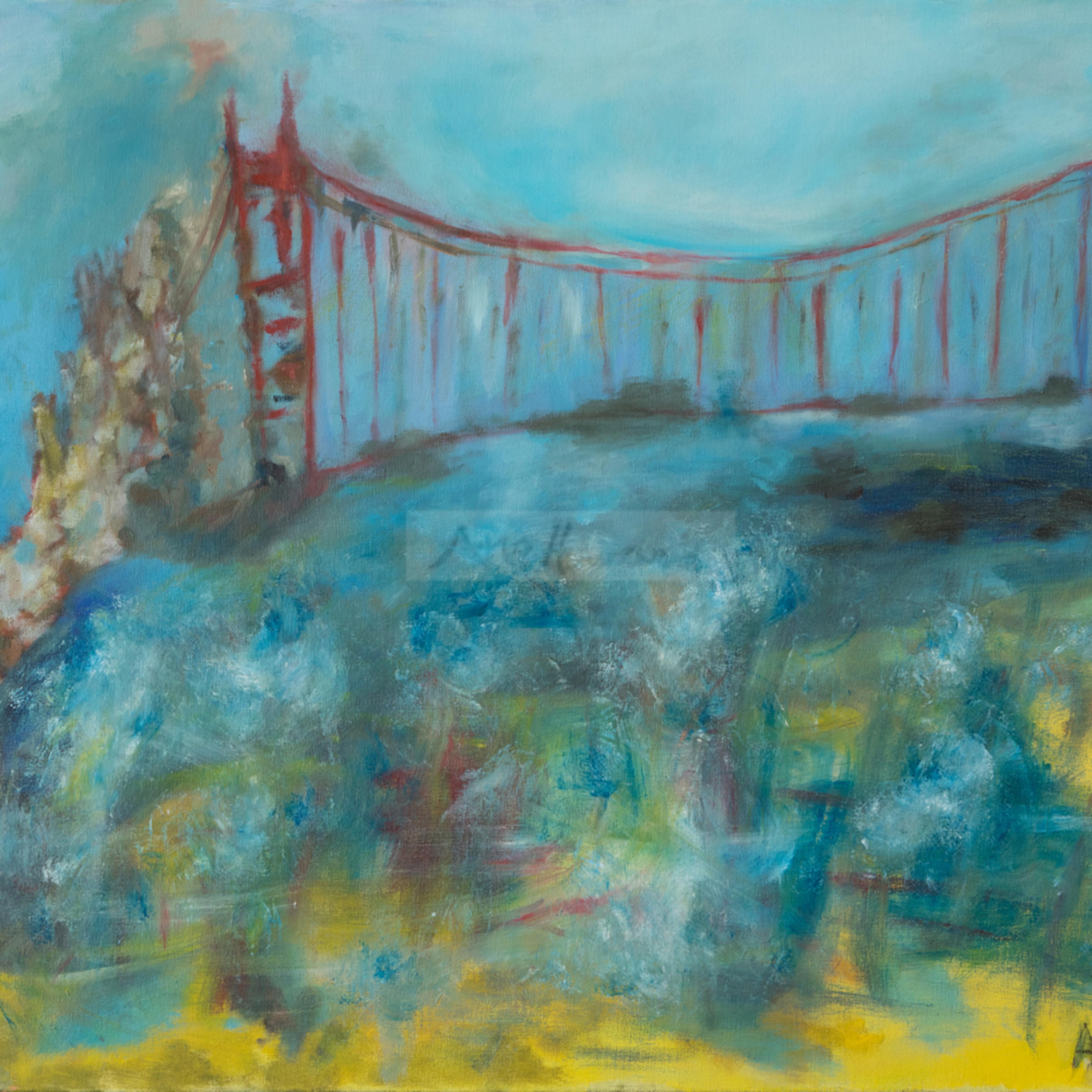 Angels visiting golden gate bridge   ane howard paintings 02 rt2nbw
