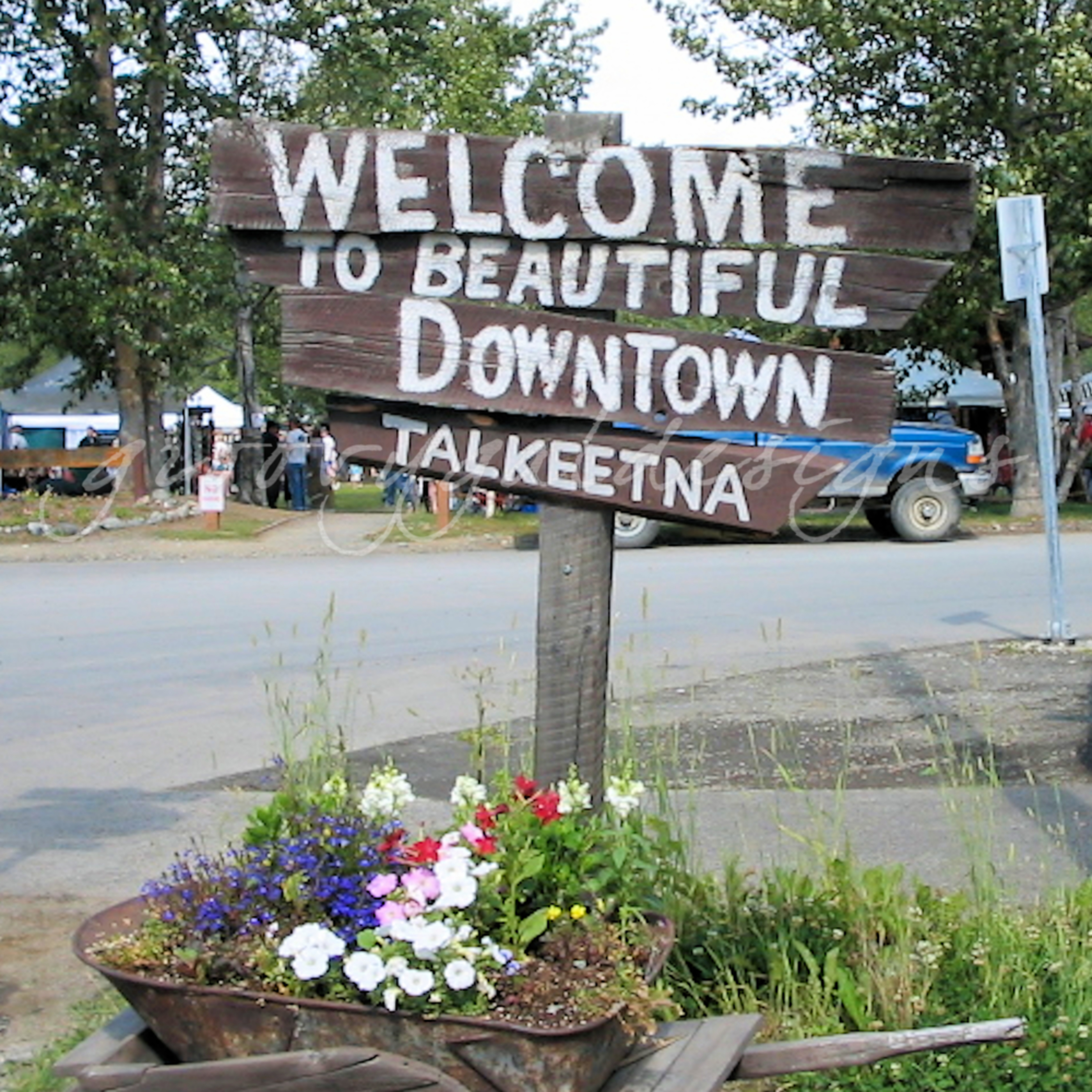 Welcome to talkeetna zfmnst