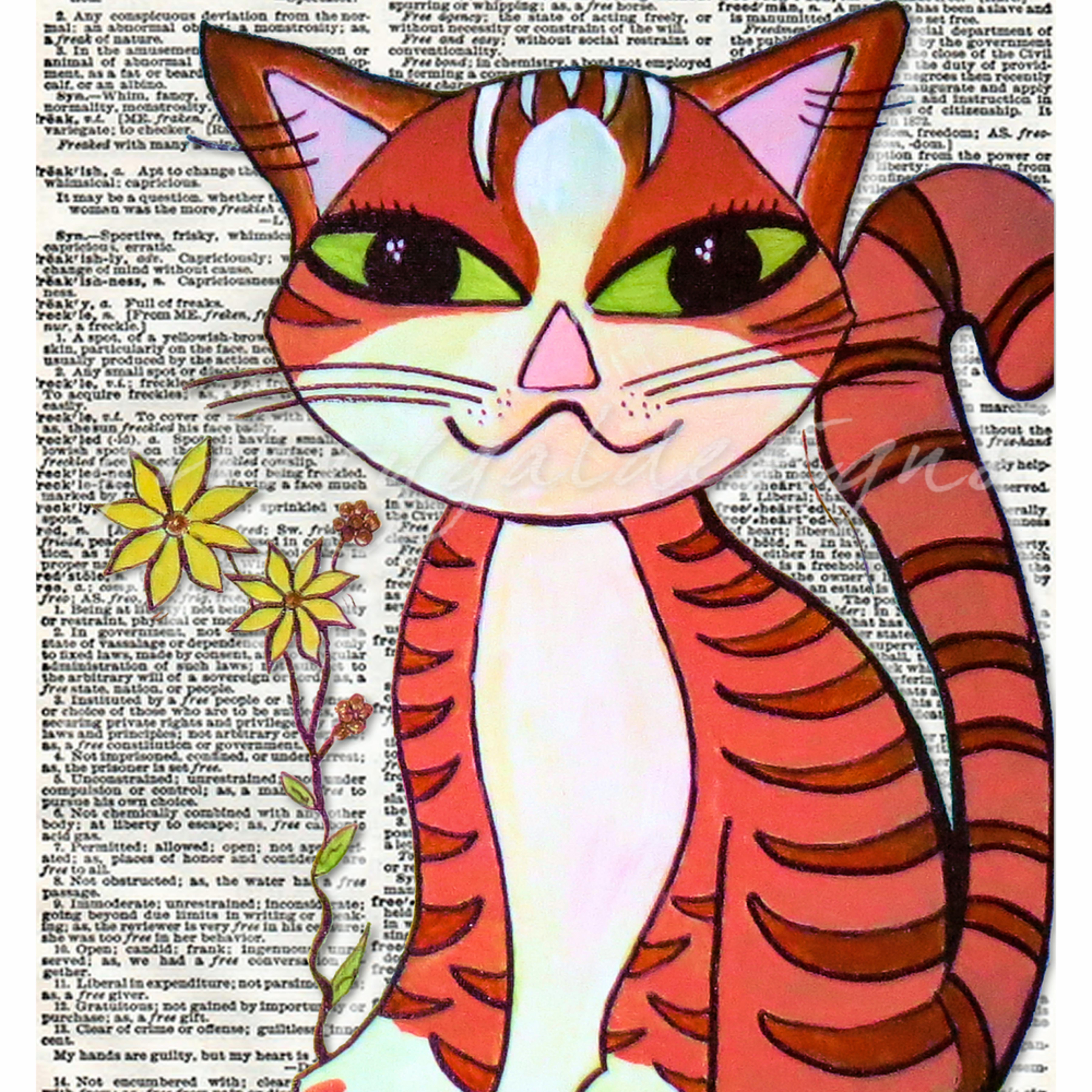 Dictionary kitty axffak