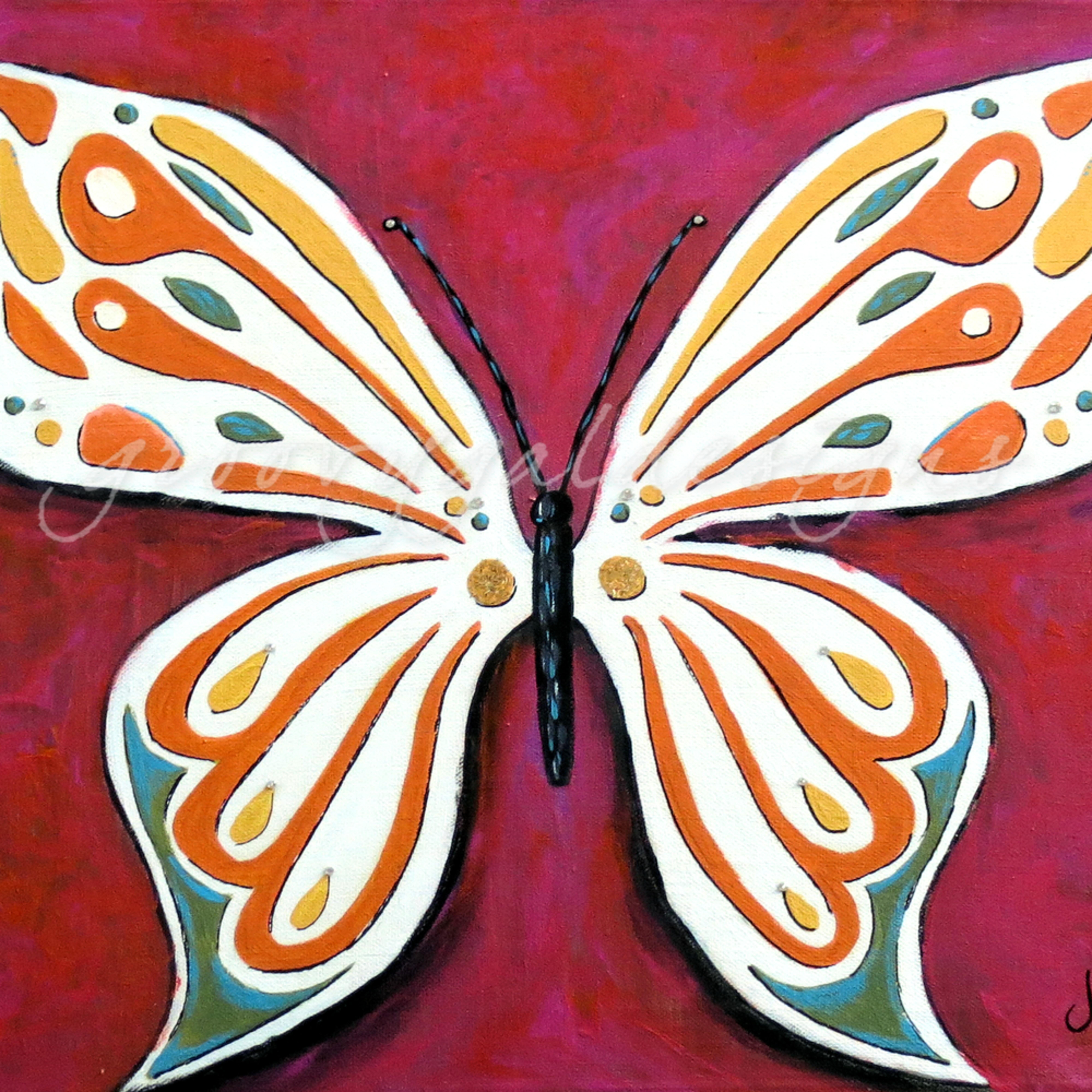 Big butterfly iig0ek