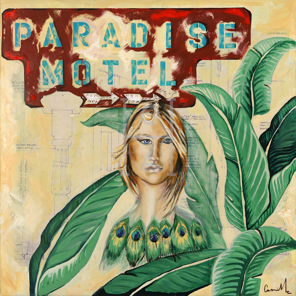 Paradise motel vqqrmp