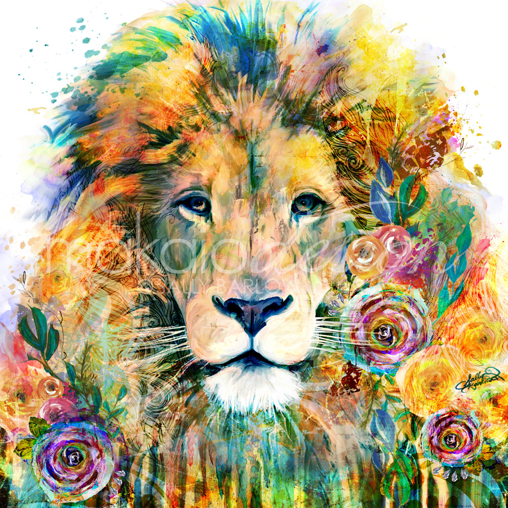 Gardenofthewild lion zak45y