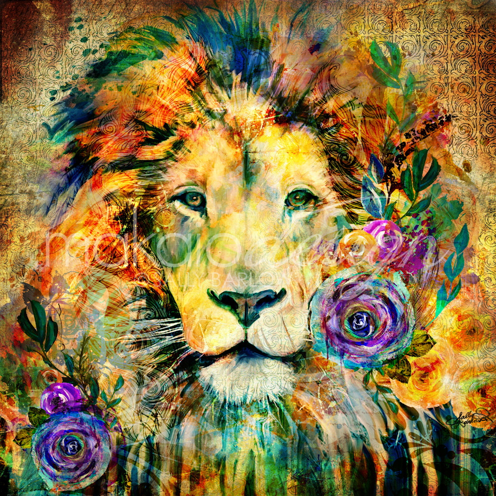Lionwithbackground skxtdh