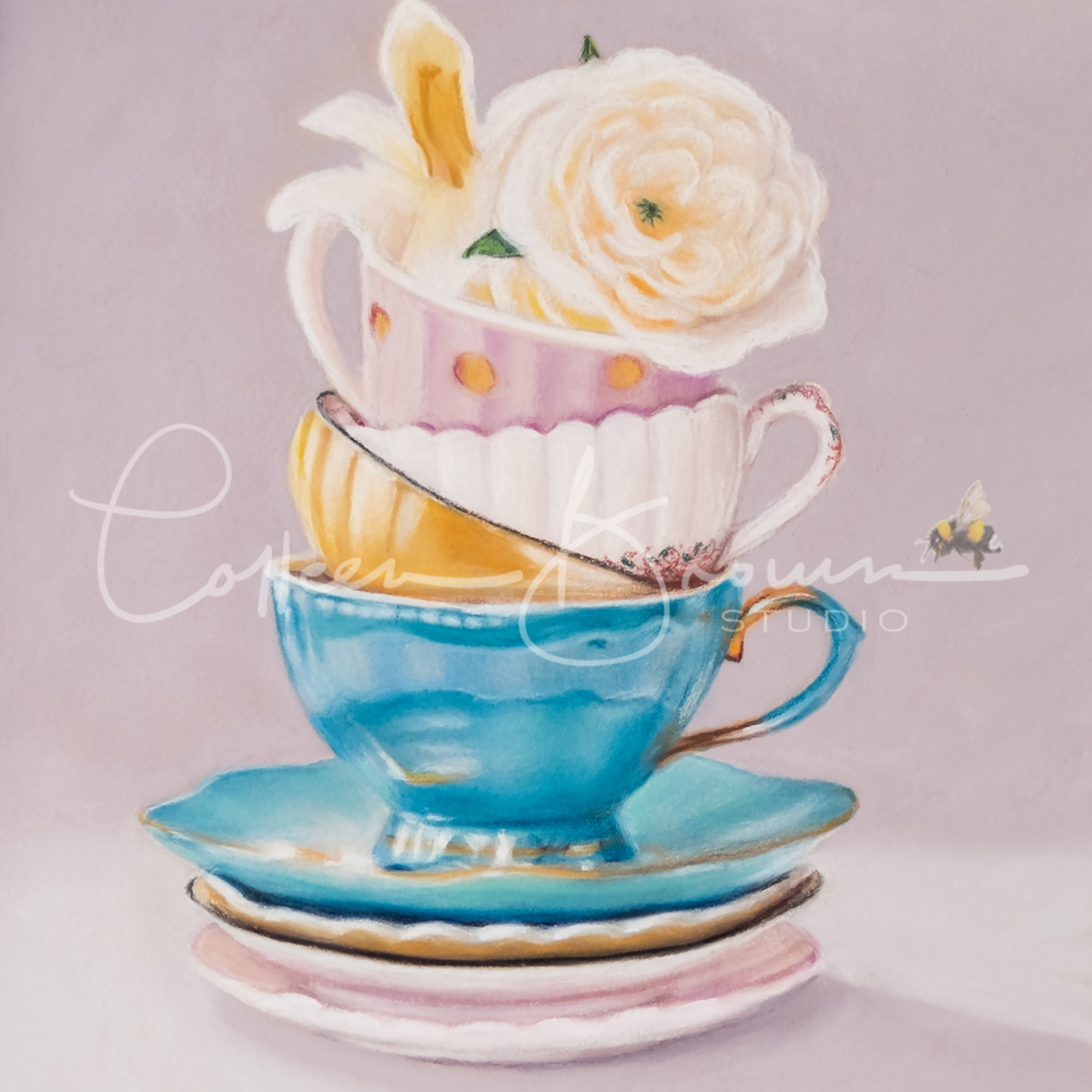 Afternoontea print 12x16inch 2x vph5rw