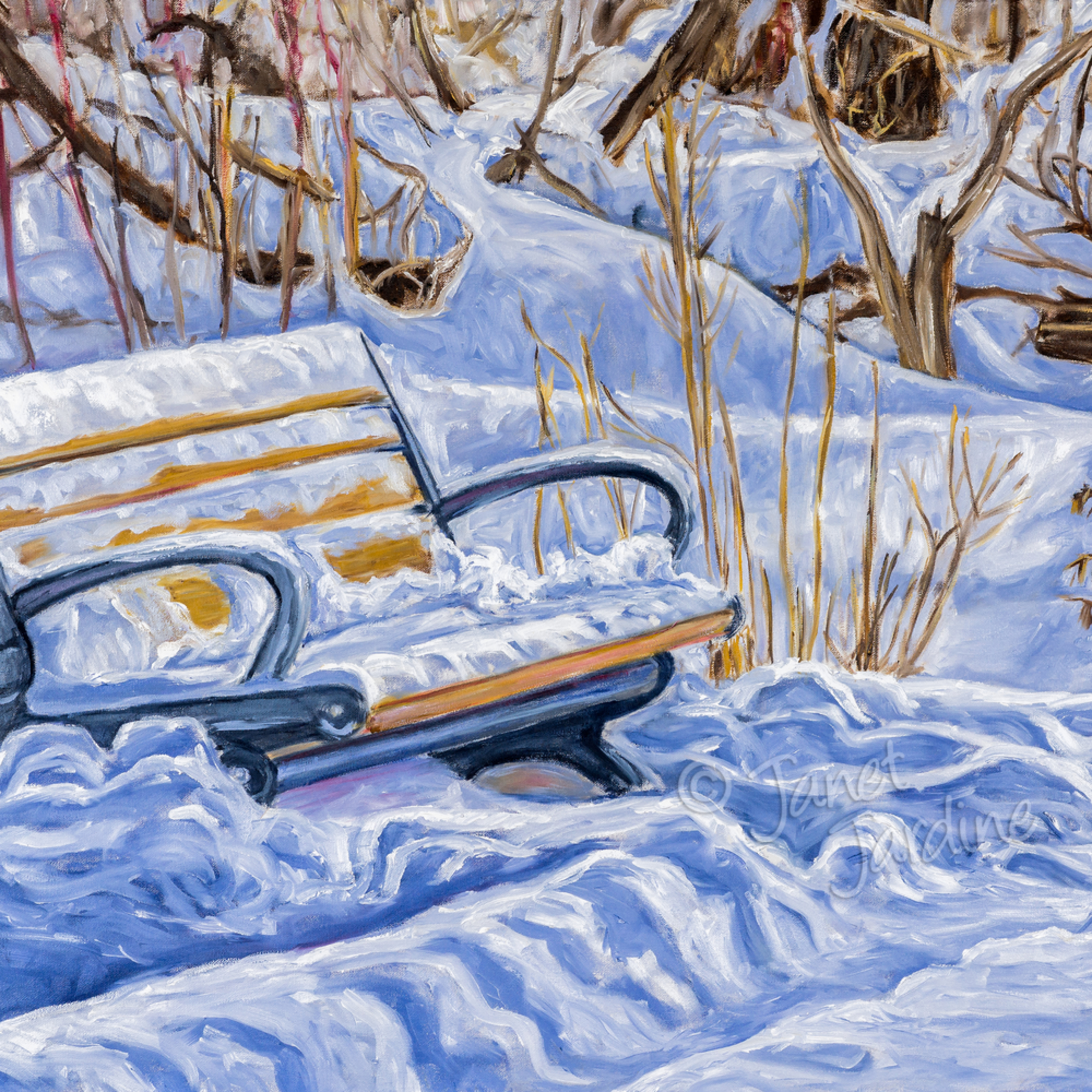 Free parking janet jardine painting zcxiyp