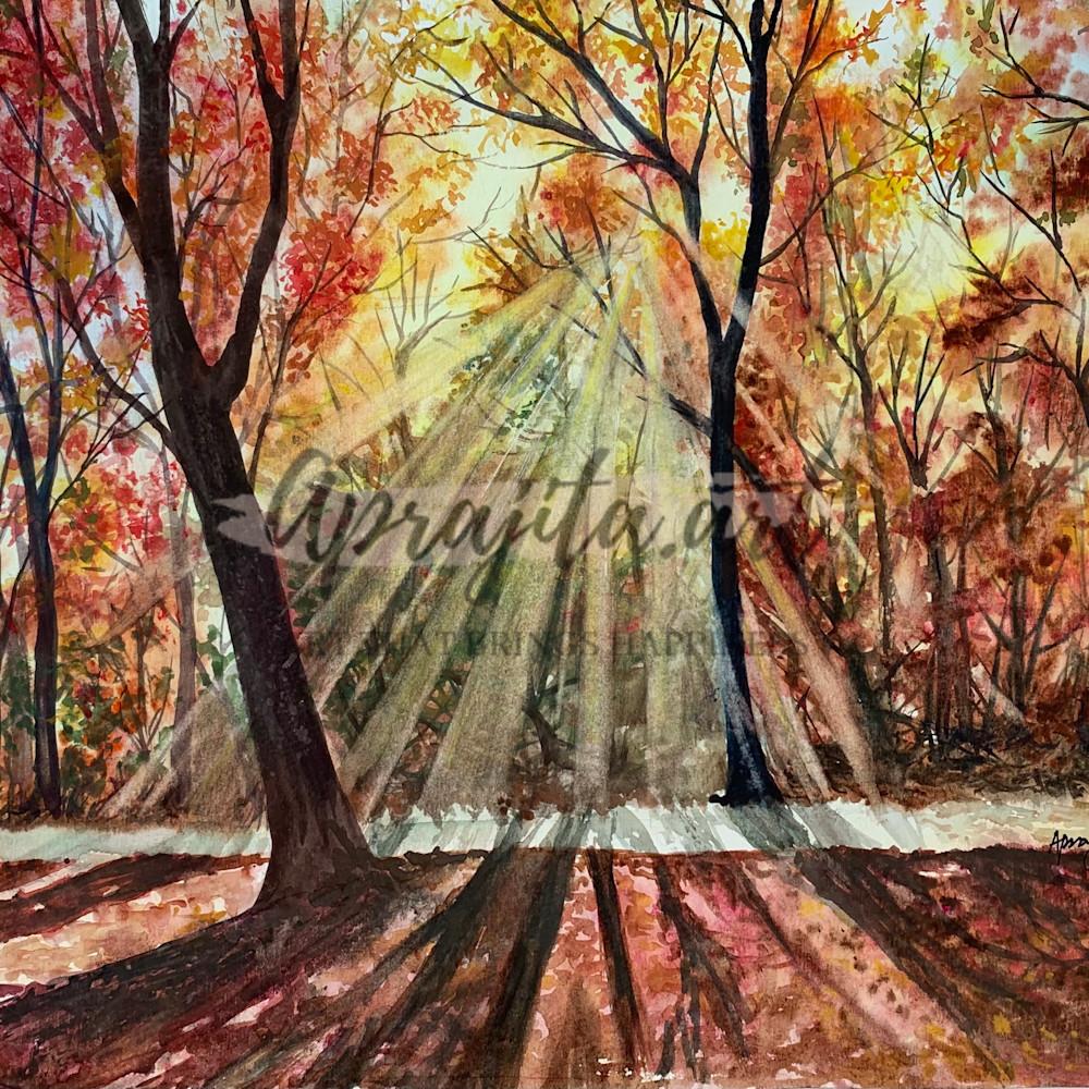 A fall afternoon jilope