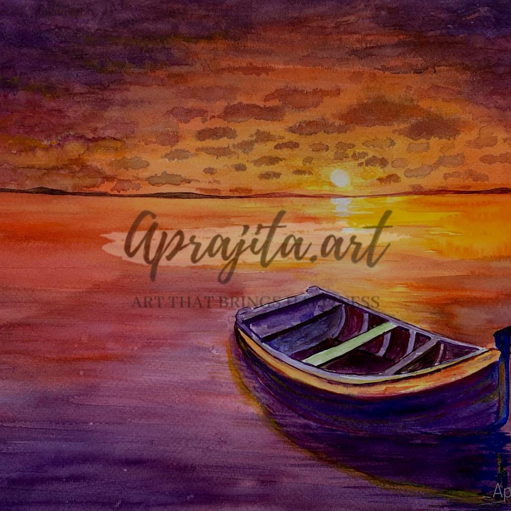 Glorious sunset barxvm