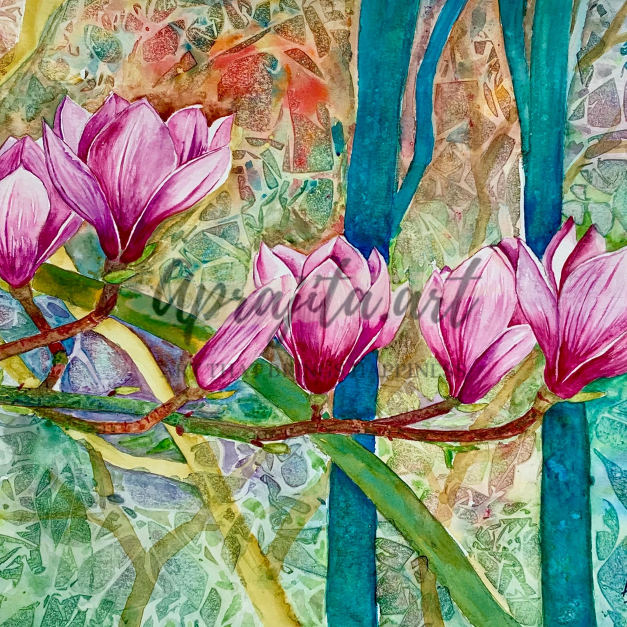 Pink magnolias ims0dx