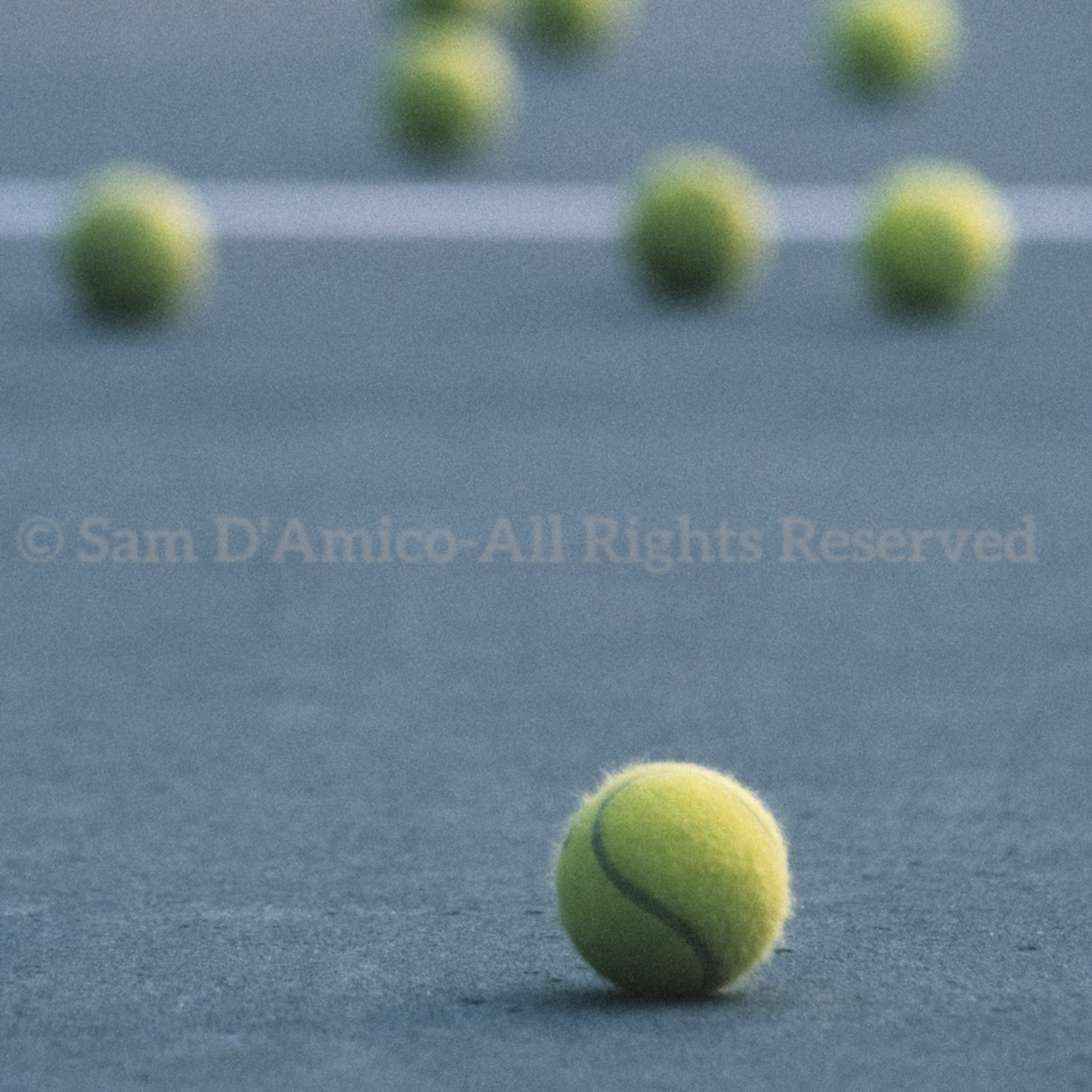 Tennis balls court practice mrqdcp