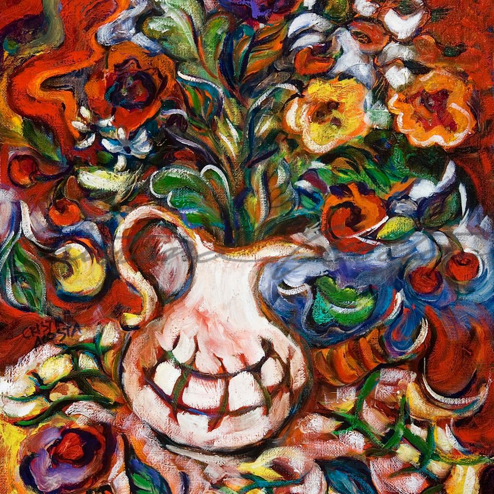 Fiestaflowerswithcherries vbpkni