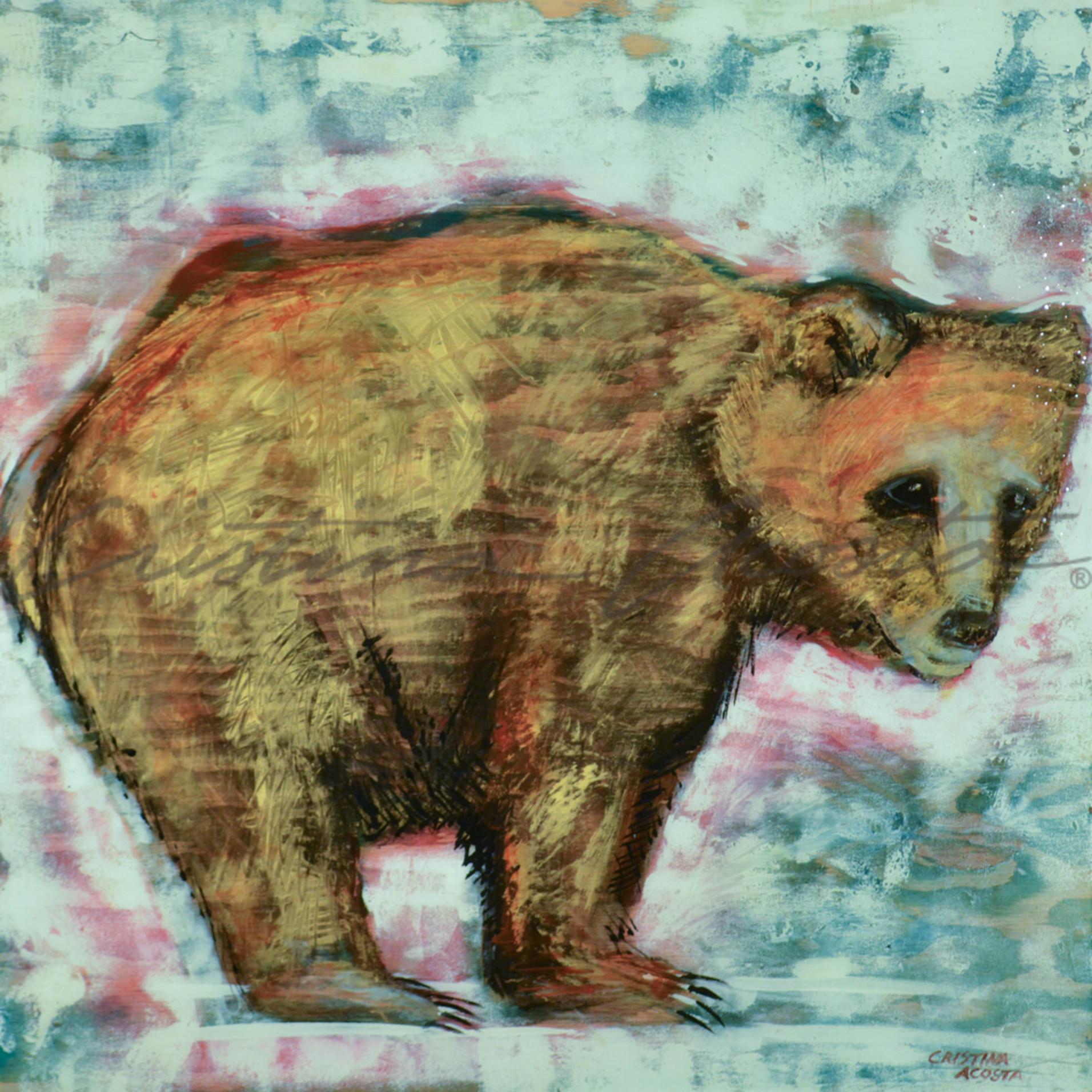 20150131 woodland bear standing right 2 yuyzha