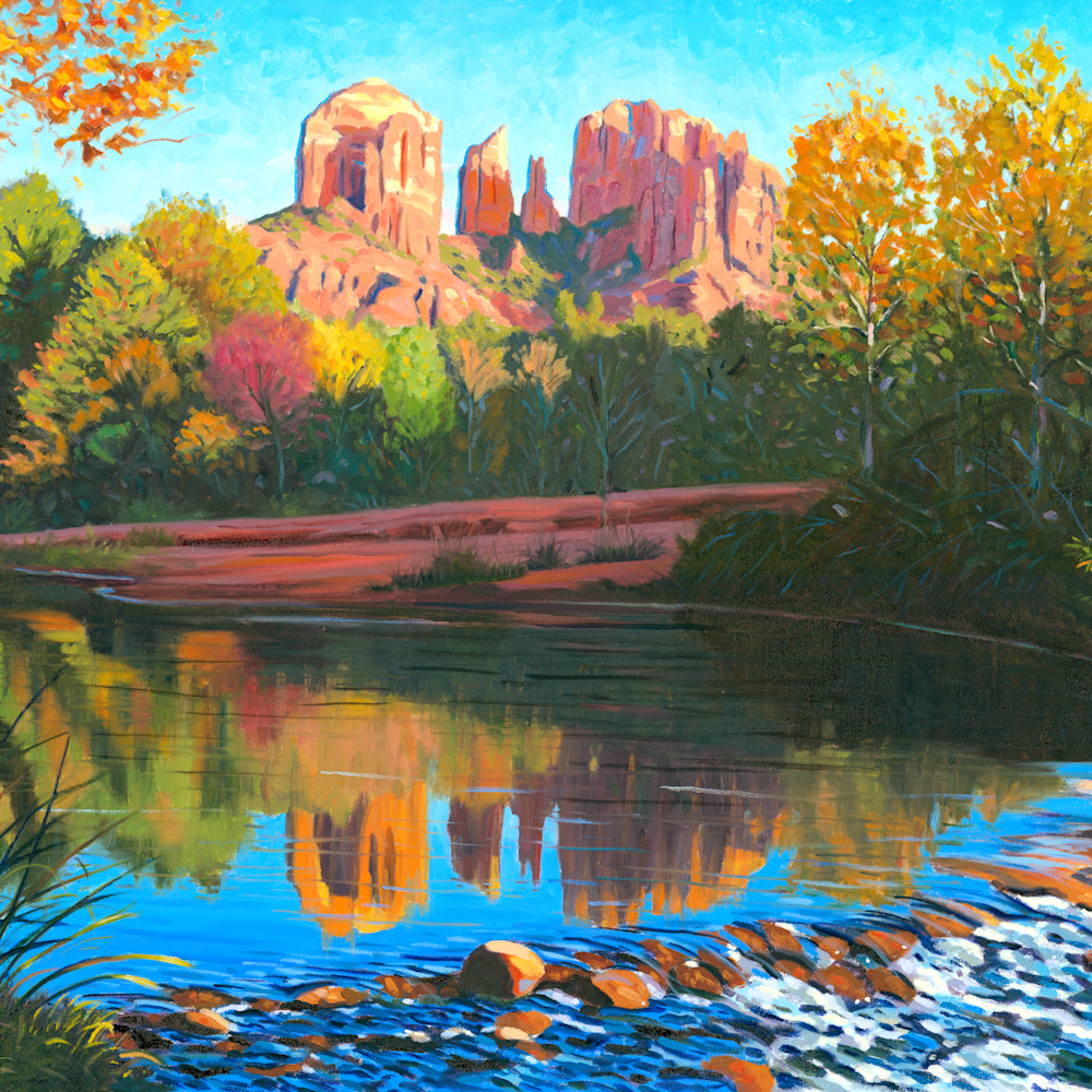 Cathedral rock sstymr