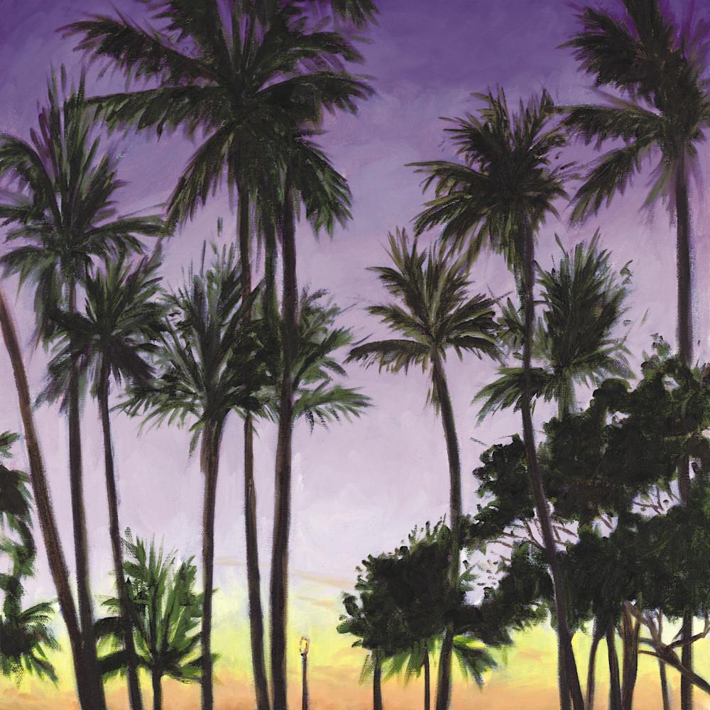Waikiki sunset mdvgck