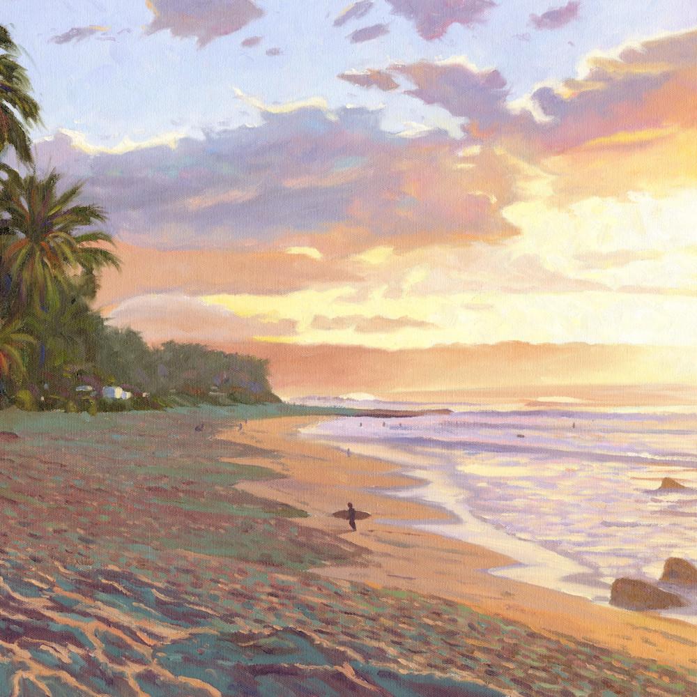 Sunset beach lpsmma