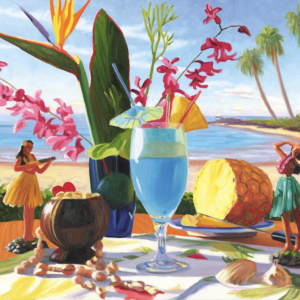 Blue hawaiian nppdbk
