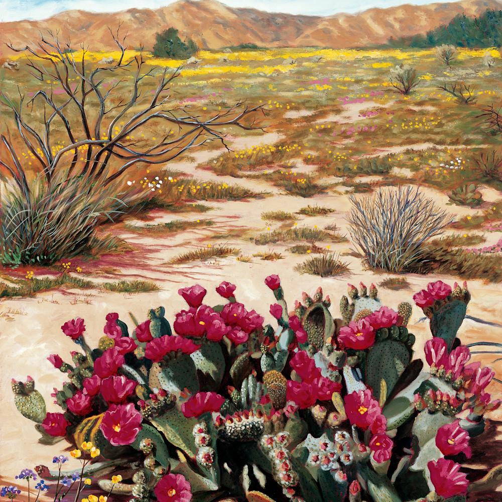 Beavertail cactus pnlmix