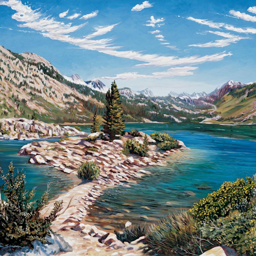 Lake sabrina akofts