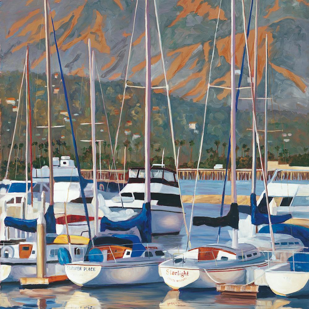 Santa barbara marina t2w735