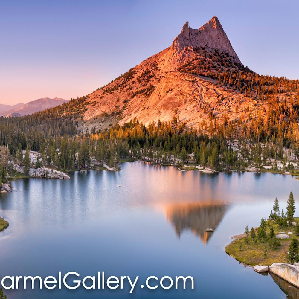 Cathedral peak sunset jjw08i