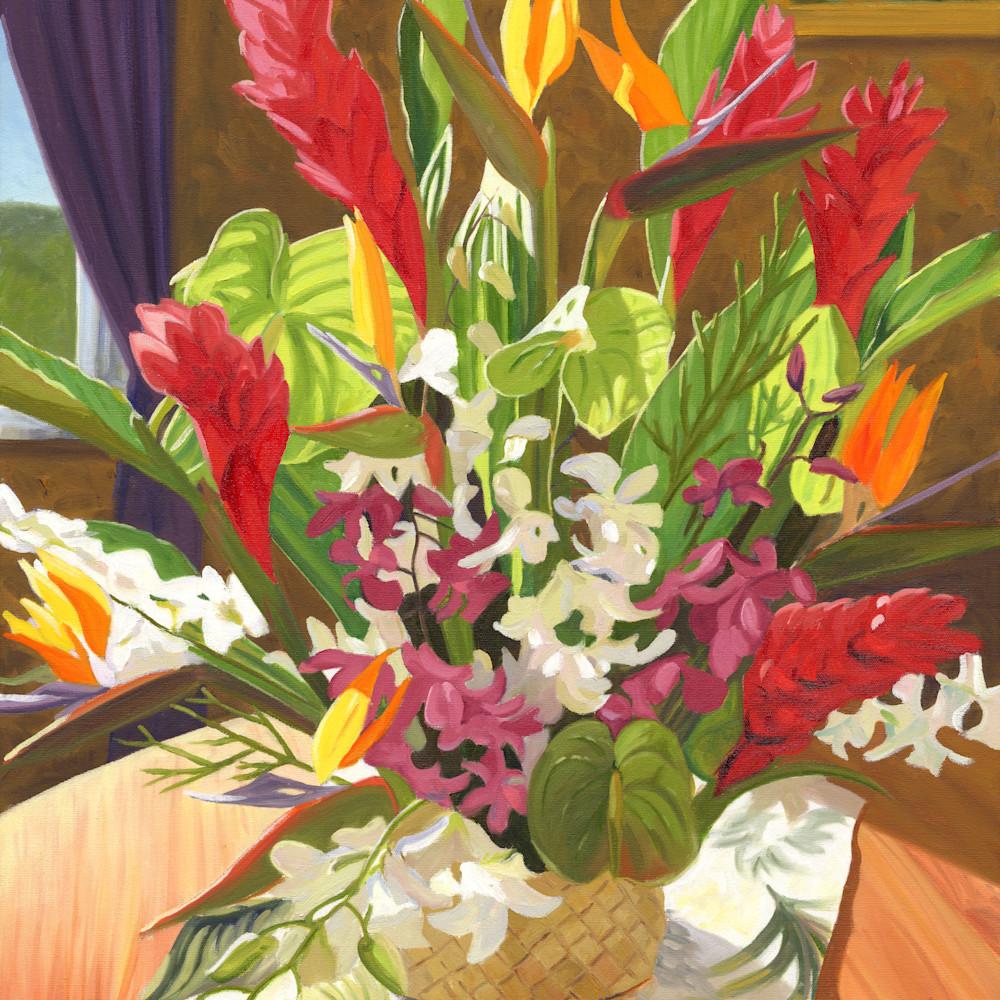 Tropical bouquet w94qjd