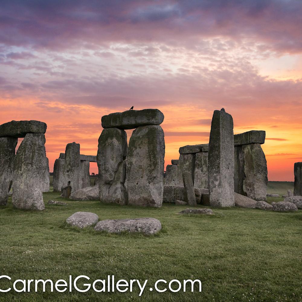 Stonehenge sunrise fx5y3r