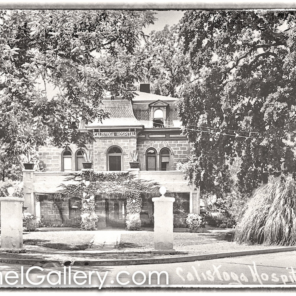 Calistoga hospital 1927 mgym3q
