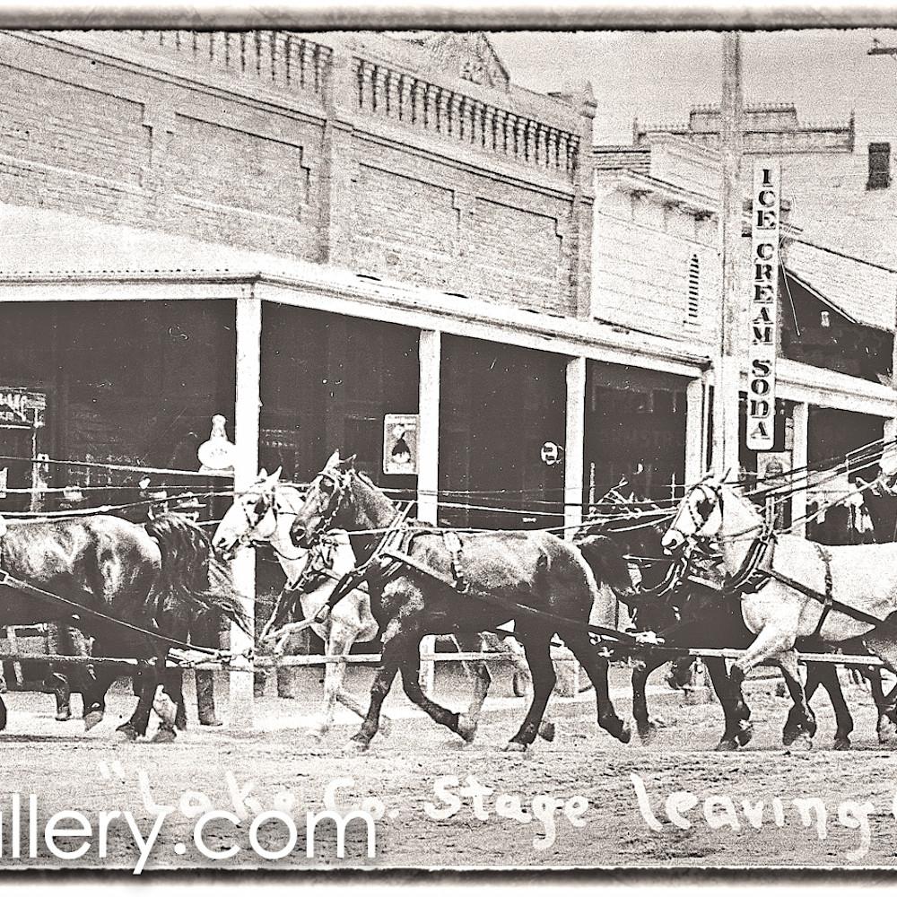 Lake county stagecoach calistoga 1909 ypnyw7