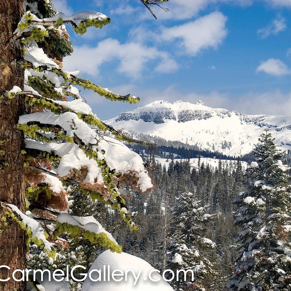 Castle peak winter laok0s