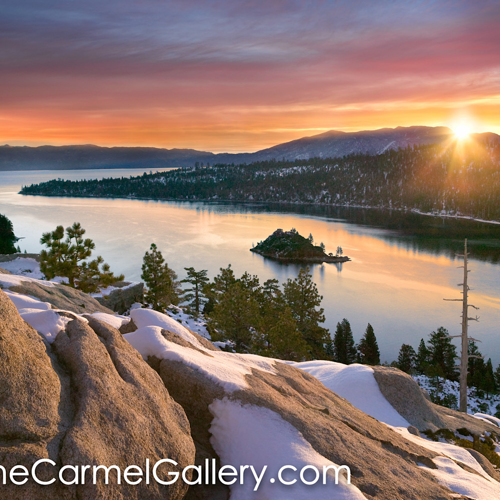 November sunrise emerald bay ton5ps