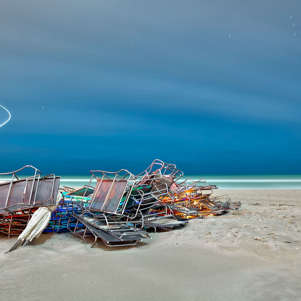 Beach chair mess isefdt
